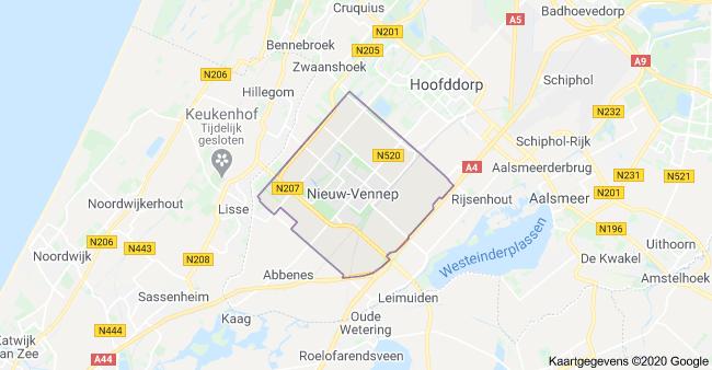 Rijschool Nieuw Vennep