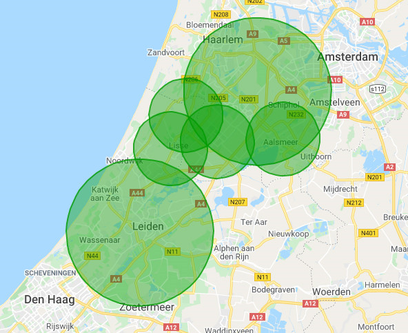 Driving school Leiden